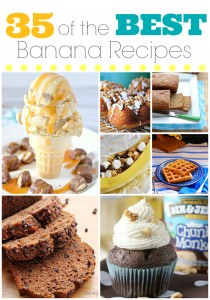 35 of the Best Banana Recipes