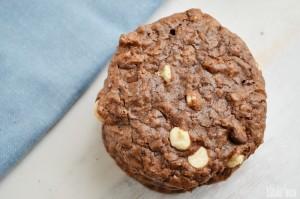 Soft Brownie Cookies