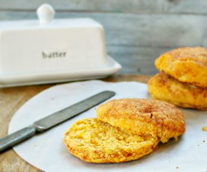 Sweet Potato Biscuits Thanksgiving Leftover Recipe