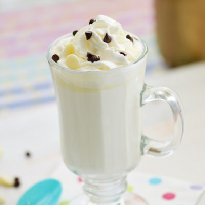 Easy White Hot Chocolate Recipe